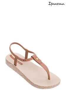 Ipanema Tan Spot Sandals