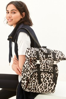 Recycled Polyester Rucksack