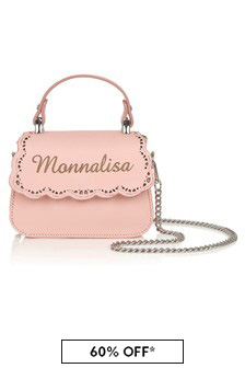 Girls Pink Cotton Bag