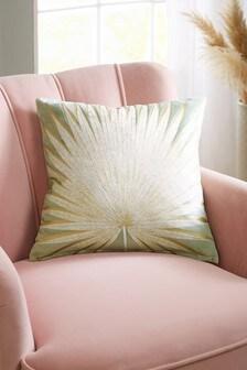 Metallic Fan Cushion