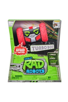 Really R.A.D. Robots - Turbo Bot