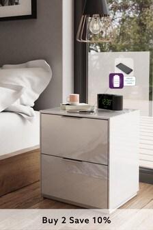 White Frank Olsen Smart Bedside Unit
