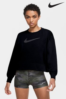 Nike Dri-FIT Get Fit Swoosh Crew Sweater