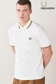 Fred Perry Twin Tipped Poloshirt