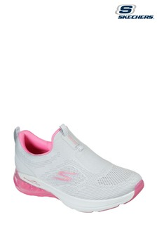 Skechers Grey Go Run Air High Resilience Trainers