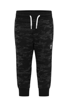 Baby Boys Camouflage Logo Joggers