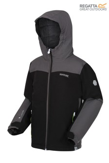 Regatta Black Junior Highton Padded Jacket