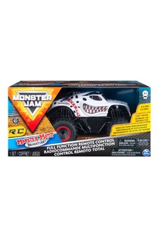 Monster Jam Remote Control 1:24 Scale Monster Mutt Dalmation