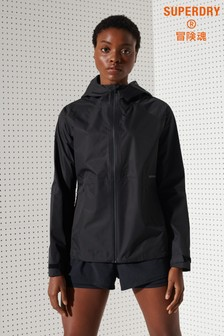 Superdry Sport No Excuses Waterproof Jacket
