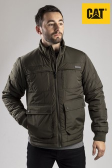CAT Green Terrain Jacket