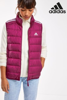 adidas Essential Berry Down Filled Gilet