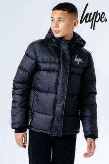Hype. Reflective Puffer Jacket