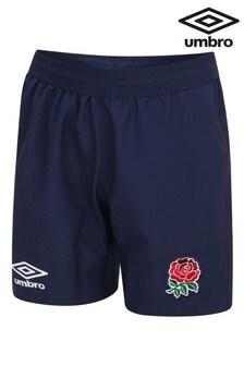 Umbro England Junior Alternate Replica Shorts