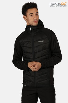 Regatta Black Andreson V Hybrid Baffle Jacket