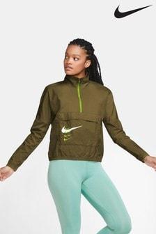 Nike Swoosh 1/2 Zip Run Jacket
