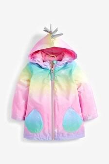 Rainbow Unicorn Jacket (3mths-7yrs)