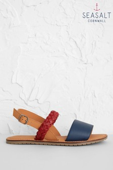 Seasalt Blue Kelpie Sandals