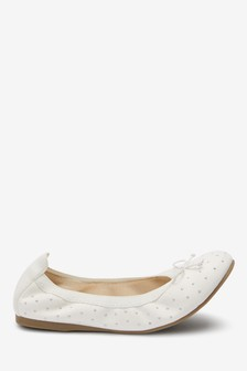 White Shoes from the Next UK online shop