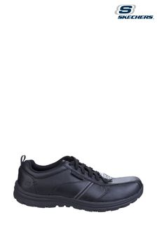 Skechers® Hobbes Frat Slip Resistant Lace-Up Work Shoes