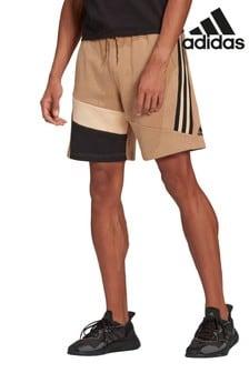 adidas 3 Stripe Tape Shorts