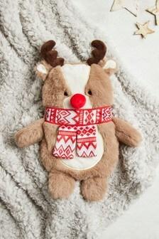 Reggie the Reindeer Microwaveable Hottie