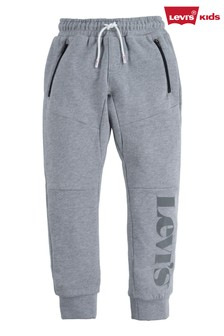 Levi's® Grey Logo Knit Joggers