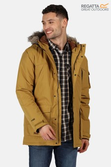 Regatta Yellow Salinger II Waterproof Jacket