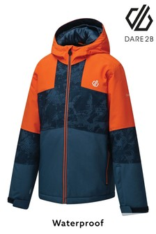 Dare 2b Orange Cavalier Waterproof Ski Jacket