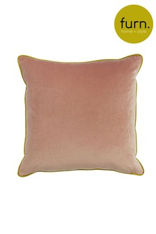 Gemini Double Edged Piping Cushion by Furn