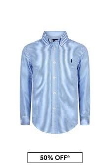 Ralph Lauren Kids Boys Cotton Shirt