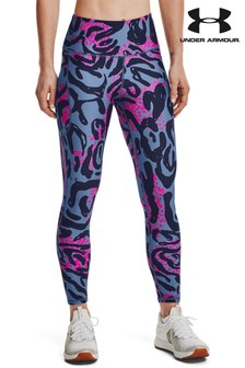 Under Armour HG Printed 7/8th Leggings