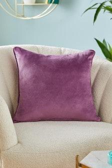 Soft Matte Velvet Cushion