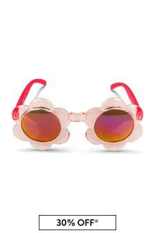 Molo Girls Pink Sunglasses