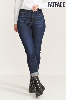 FatFace Blue Sway Slim Jeans