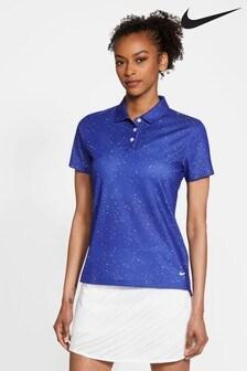 Nike Golf Dri-FIT Printed Polo Shirt