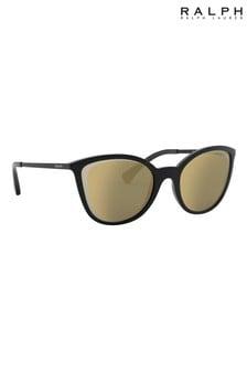 Ralph by Ralph Lauren Black Sunglasses