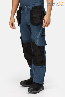 Regatta Blue Execute Holster Workwear Trousers