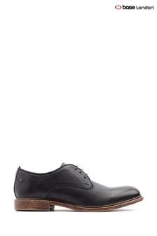 Base London® Blue Garnet Softy Lace-Up Shoes