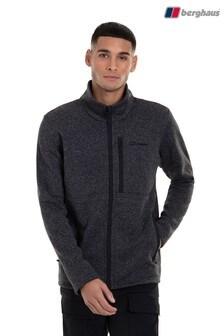 Berghaus Grey Vallen Interactive Fleece Jacket