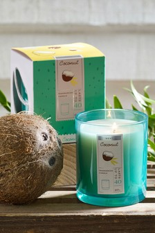 Coconut Boxed Candle