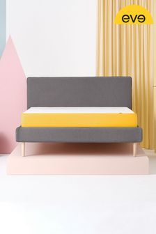 Grey Tailored Bed Frame By Eve