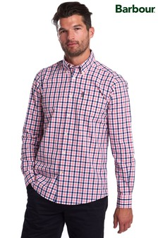 Barbour® Pink Gingham Tailored Shirt