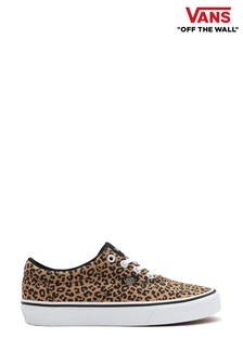 Vans Leopard Doheny Trainers