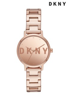 DKNY The Modernist Rose Gold Tone Watch