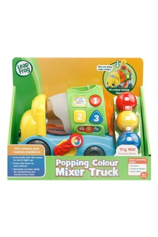LeapFrog Popping Colour Mixer Truck 601903