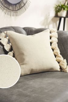 Cluster Tassel Cushion