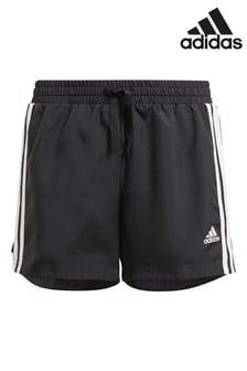 adidas Performance 3 Stripe Shorts