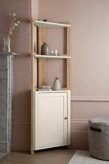 Classic Cream Malvern Corner Cupboard