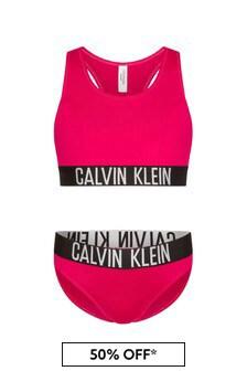 Calvin Klein Underwear Pink Bikini
