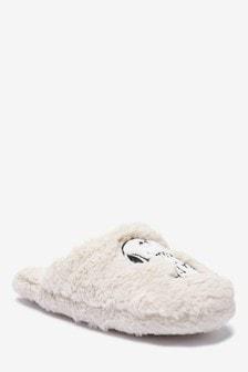 Snoopy Mule Slippers